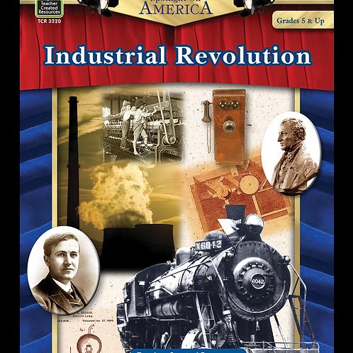 Industrial Revolution Workbook Gr 5-8