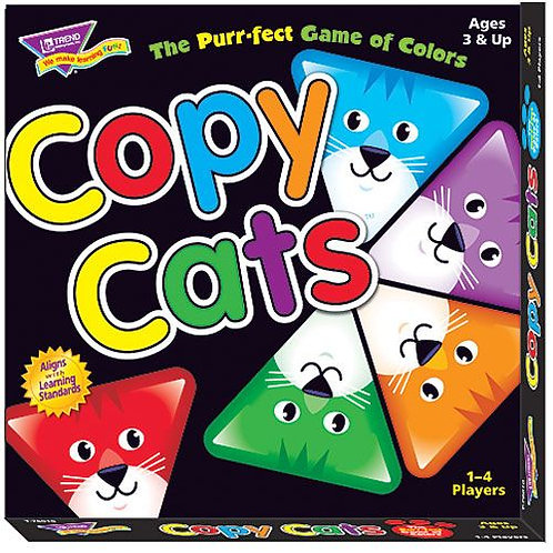 Copy Cat Game of Colors