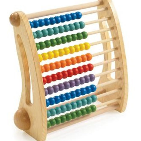 Excellerations Wooden Abacus