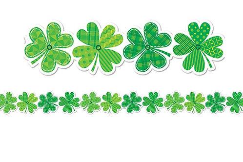 Happy St Patrick's Day Border