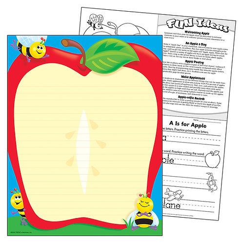 Apple Learning Chart