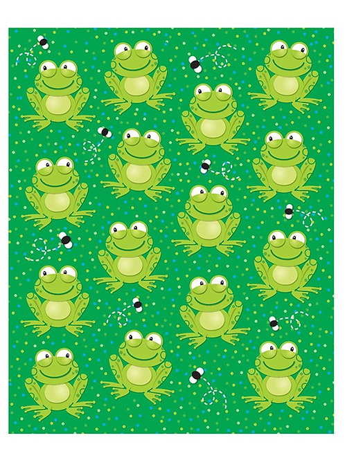 Frogs Shape Stickers
