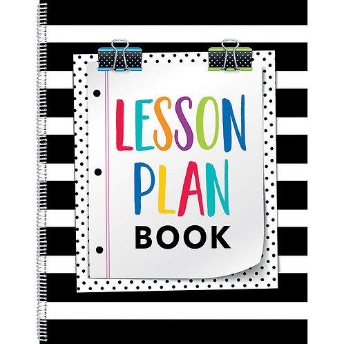 Bold & Bright Lesson Plan Book