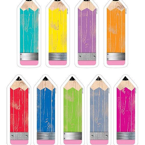Upcycle Pencils Cutouts