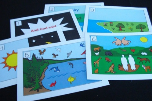 Creation Flashcards