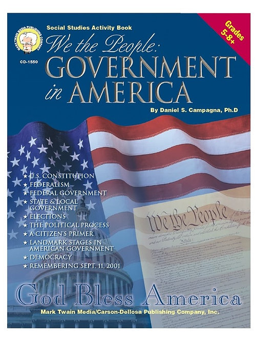 We the People Resource Book