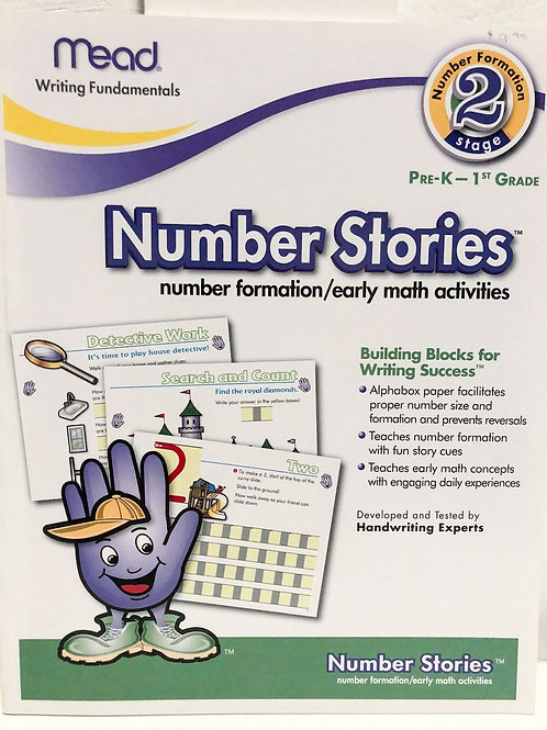 Number Stories