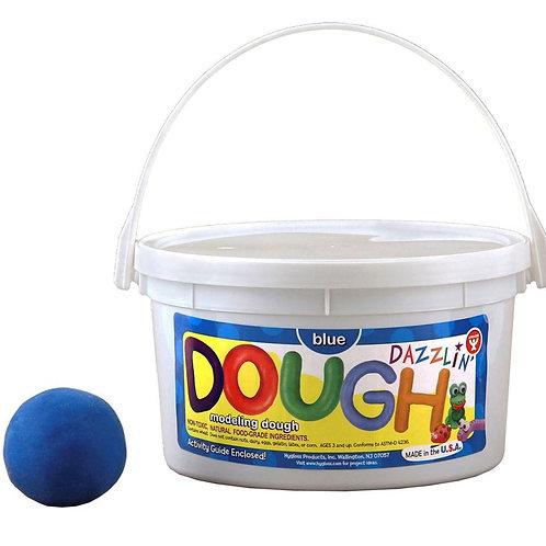Dazzlin' Dough - 1 lb. Blue, Scented
