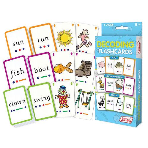 Decoding Flashcards