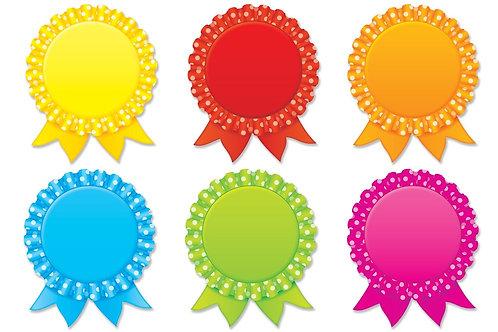 Award Ribbon Accents