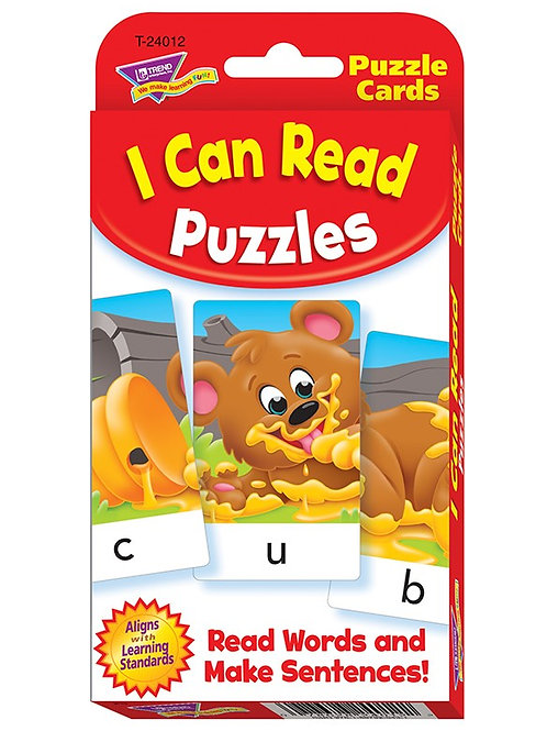 I Can Read Puzzle