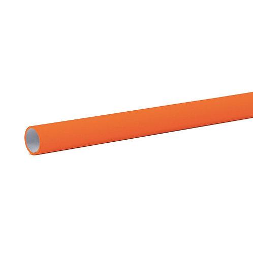 Fadeless Orange  BB Paper 48X12