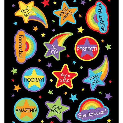 Be Bright Motivators Motivational Stickers