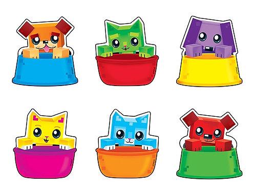 BlockStars!™ Buddies Mini Accents Variety Pack
