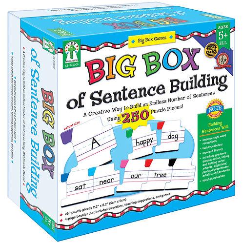 Share Big Box of Sentence Building Manipulative