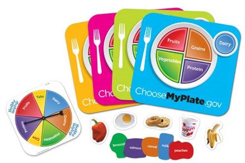 Healthy Helpings™ MyPlate Game