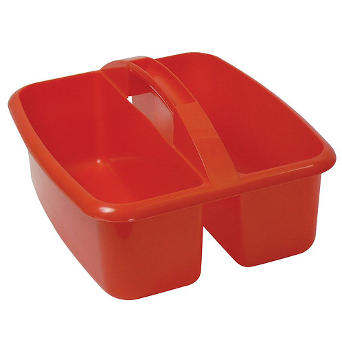 STORAGE CADDY-RED LARGE