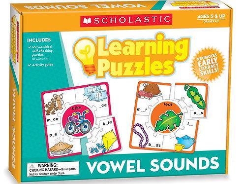 Vowel Sounds Puzzle