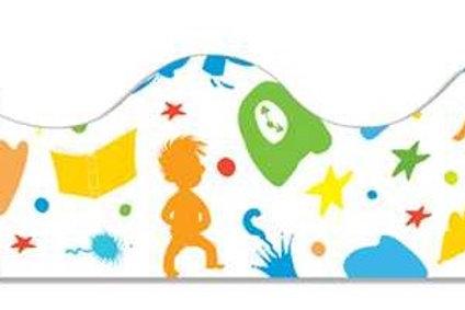 Dr. Seuss™ Spot on Seuss Border