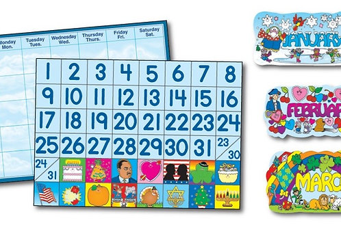 Year 'Round Calendar