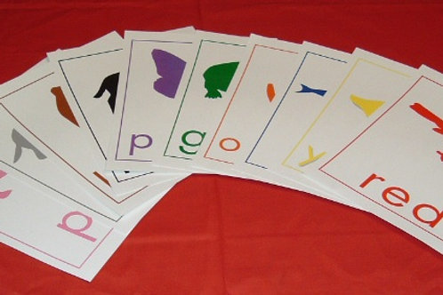 Animal Color Flashcards