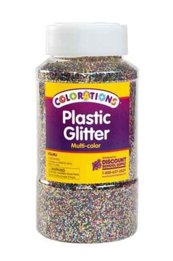 MULTI COLOR GLITTER
