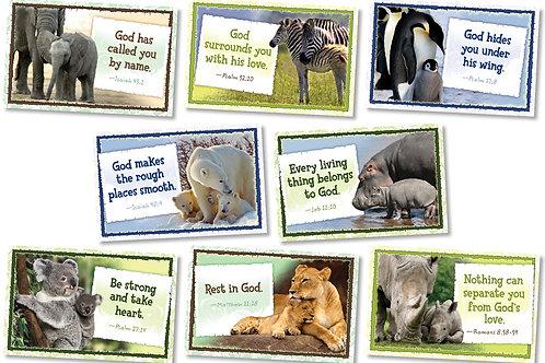God Cares for His Children Bulletin Board