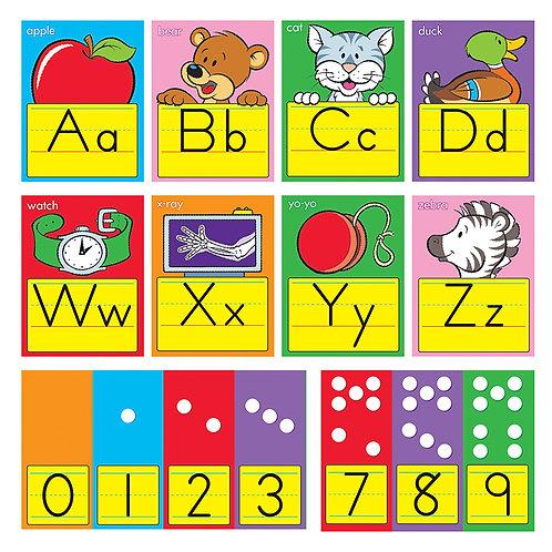 ABC Fun Alphabet Zaner-Bloser Manuscript