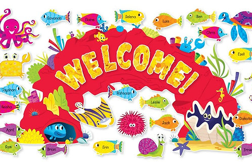 Welcome Ocean Bulletin Board