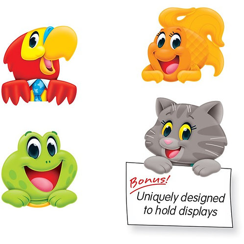 Playtime Pals Clips Mini Accents Variety Pack
