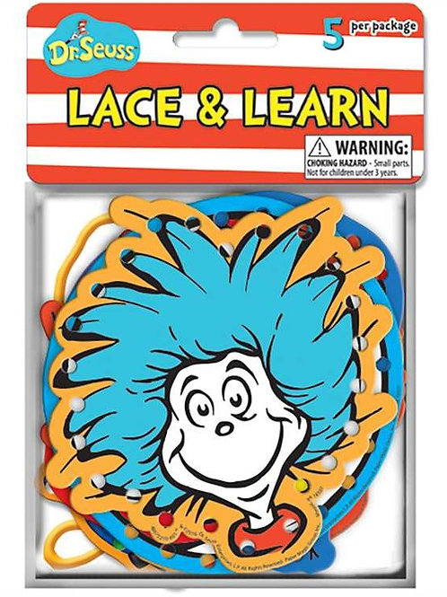Dr. Seuss™ Lace and Learn