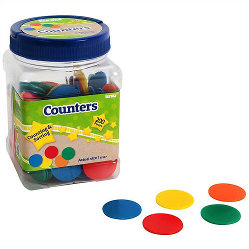 Tub of Counters