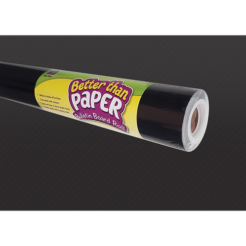 Black Better Than Paper Bulletin Board Roll