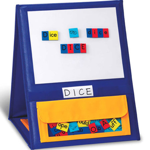Magnetic Tabletop Pocket Chart