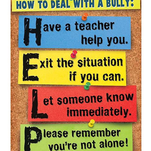 Deal with Bully Poster
