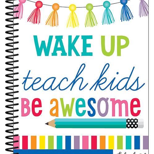 Hello Sunshine Teacher Plan Book