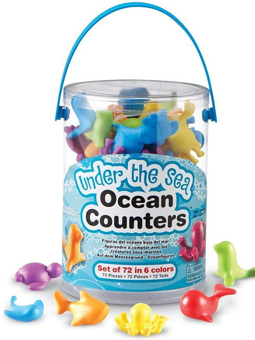 Under the Sea Ocean Counters
