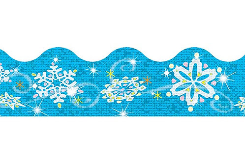 Snowflakes Terrific Trimmers