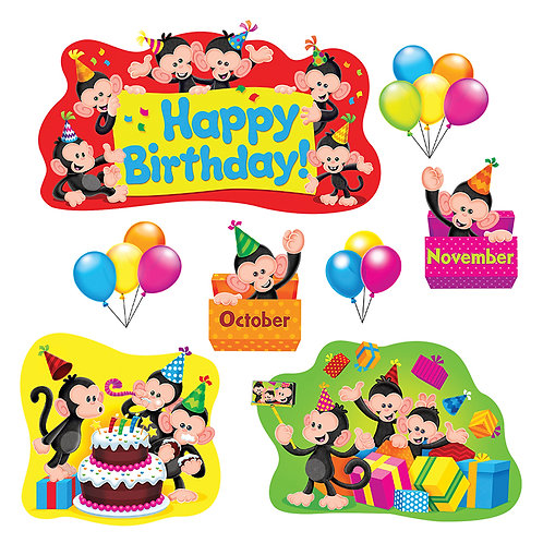 Monkey Mischief® Birthday