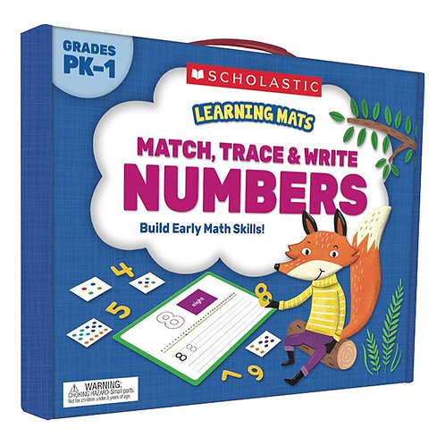 Learning Mats: Match, Trace and Write