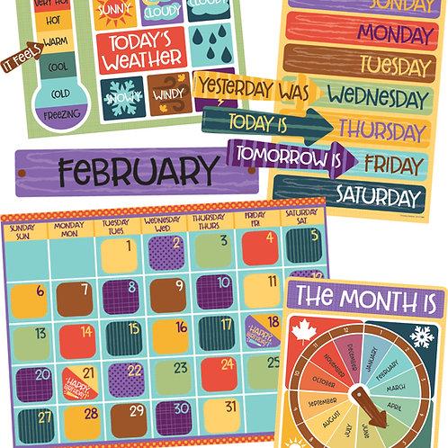 Nature Explorers Calendar