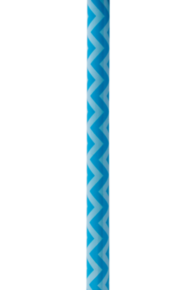 Aqua Chevron Hand Pointer