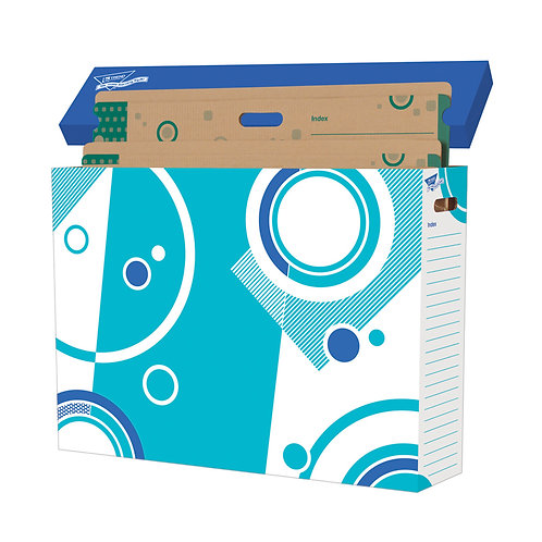Chart Storage Box File 'n Save System