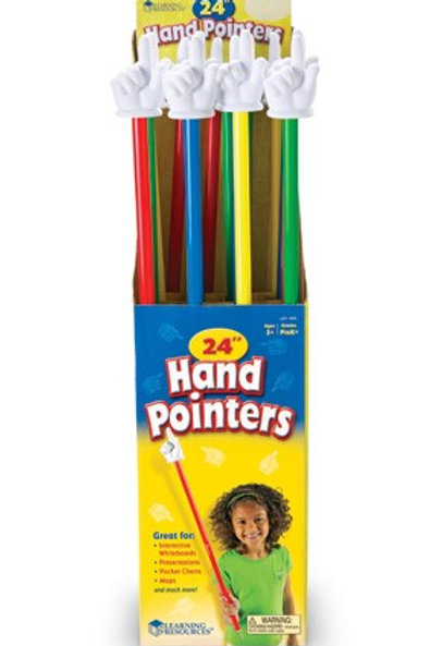 Hand Pointers  24 inch