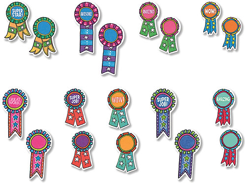 Recognition Ribbons Accents