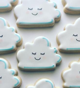Cloud Biscuits