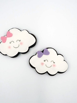 Cutie Cloud Chocolate Biscuits