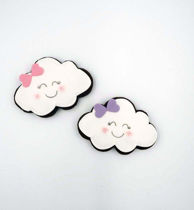 Cutie Cloud Chocolate Biscuits