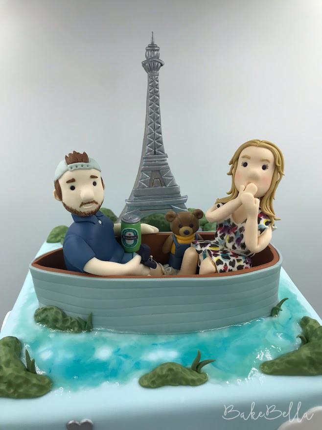 Paris Proposal Topper