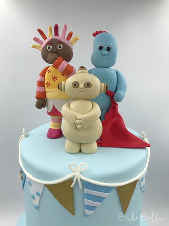 In the Night Garden Toppers